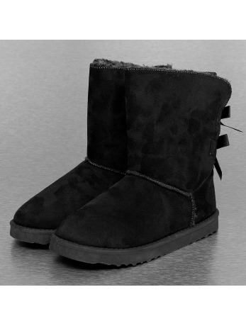 Jumex Basic High Moon Boots Black