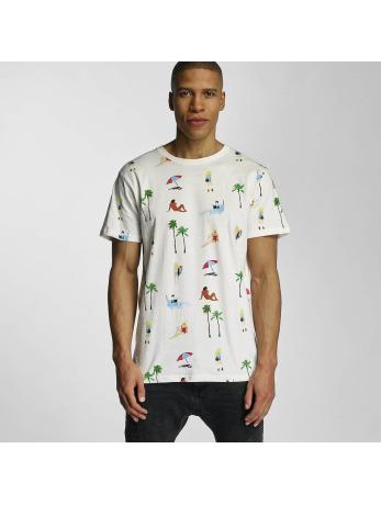 DEDICATED Beach Life T-Shirt White