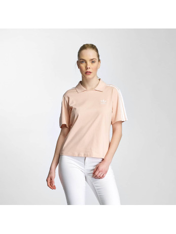 Adidas Polo T-Shirt Vapour Pink
