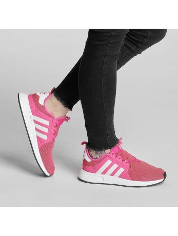 Adidas X_PLR J Sneakers Shock Pink-Footwear White-Shock Pink