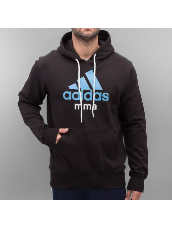 Adidas Community MMA Hoodie Zwart-Blauw