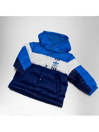 Adidas ID-96 Jacket Shock Blue-White-Night Sky