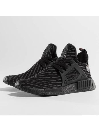 Adidas NMD XR1 Primeknit Sneakers Core Black-Core Black-Core Red
