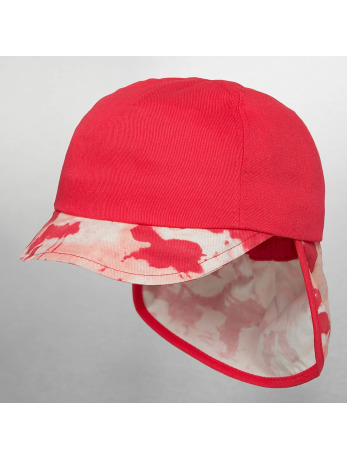 Adidas Neck Flap Fitted Cap Core Pink-White