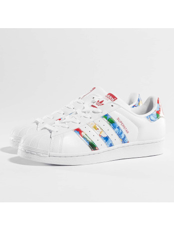 Adidas Superstar W Sneakers Ftwr White-Ftwr White-Power Red