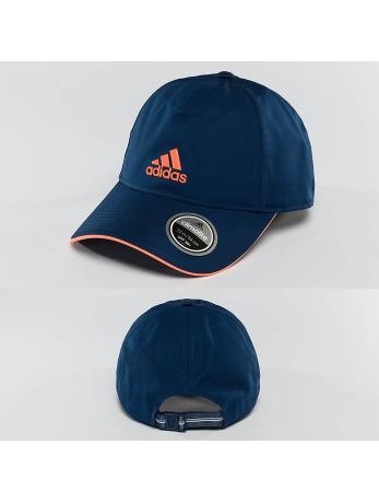 Adidas Classic Panel Climalite 5 Panel Cap Mystery Blue-Glow Orange