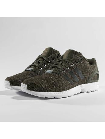 adidas-sneaker ZX Flux in khaki