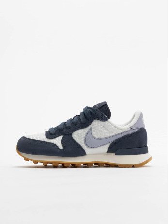 Nike-sneaker Internationalist in blauw