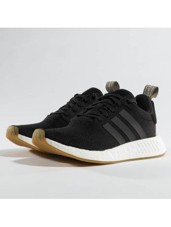 adidas-sneaker NMD_R2 in zwart