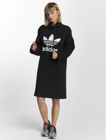 adidas-jurk Loose in zwart