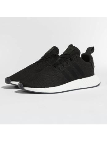 adidas originals-sneaker NMD_R2 in zwart