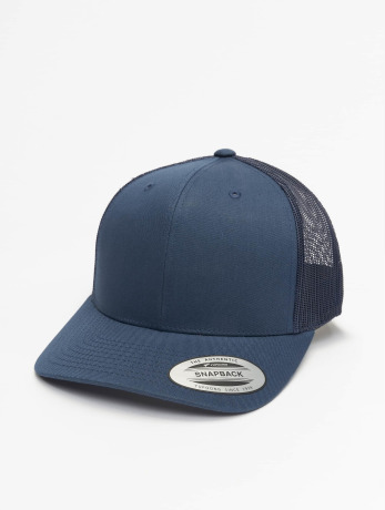 flexfit-manner-frauen-trucker-cap-retro-in-blau