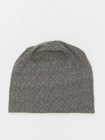 mstrds-manner-frauen-beanie-printed-jersey-in-grau