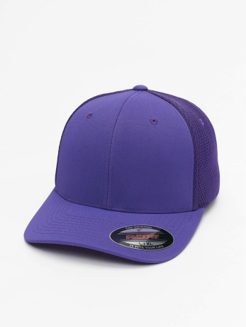 flexfit-manner-frauen-flexfitted-cap-tactel-mesh-in-violet