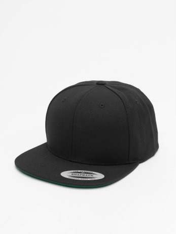 flexfit-manner-frauen-snapback-cap-classic-in-schwarz