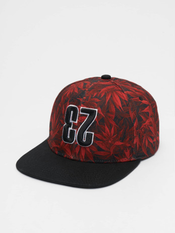 dangerous-dngrs-manner-frauen-snapback-cap-23-in-schwarz