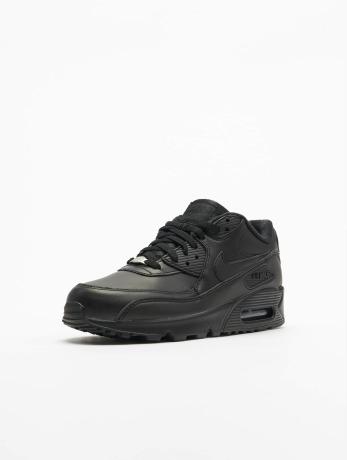 Nike / sneaker Air Max 90 Leather in zwart