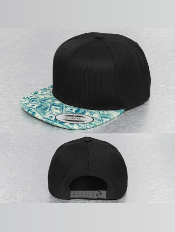 mister-tee-manner-frauen-snapback-cap-dollar-in-schwarz