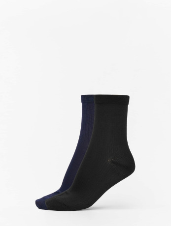 pieces-frauen-socken-pcpolly-in-schwarz