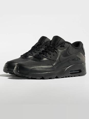 nike-frauen-kinder-sneaker-air-max-90-mesh-gs-in-schwarz