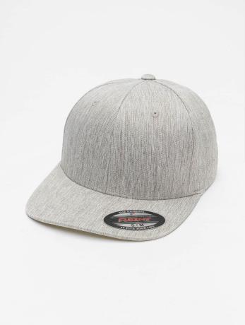 flexfit-manner-frauen-flexfitted-cap-pastel-melange-in-grau