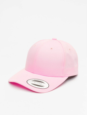 flexfit-manner-frauen-snapback-cap-classic-in-rosa