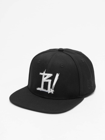 dangerous-dngrs-manner-snapback-cap-bobby-in-schwarz