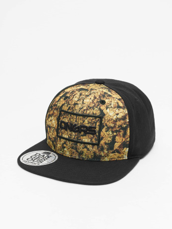dangerous-dngrs-manner-snapback-cap-weedy-in-schwarz