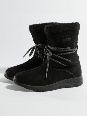 project-delray-frauen-boots-wavy-lux-high-in-schwarz