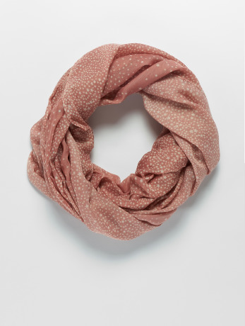 pieces-frauen-schal-in-rosa