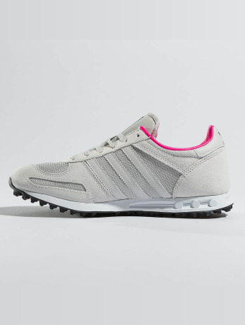 adidas originals / sneaker LA Trainer J in grijs
