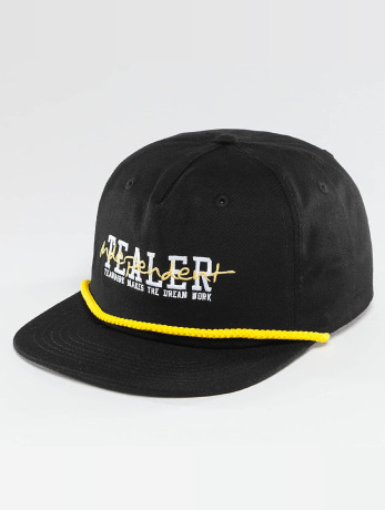 tealer-manner-frauen-snapback-cap-independent-in-schwarz