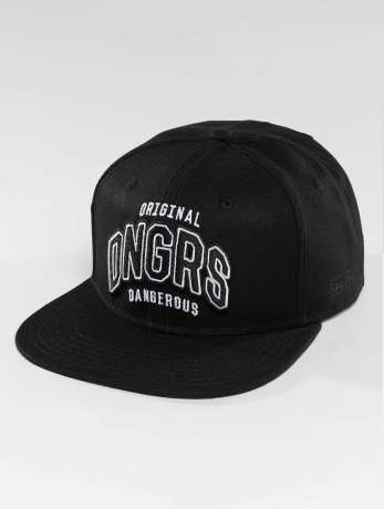 dangerous-dngrs-manner-frauen-snapback-cap-original-id-in-schwarz