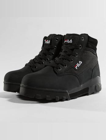 fila-frauen-sneaker-heritage-grunge-mid-in-schwarz