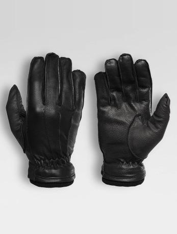 shine-original-manner-handschuhe-leather-in-schwarz