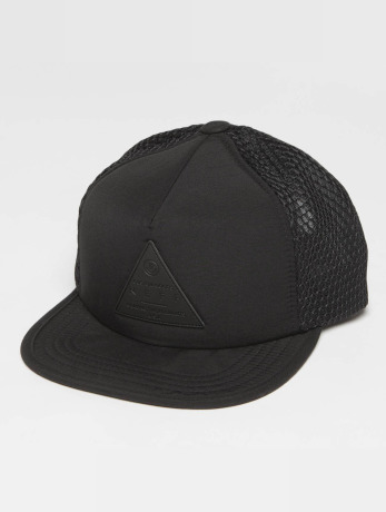 neff-manner-frauen-trucker-cap-x-in-schwarz