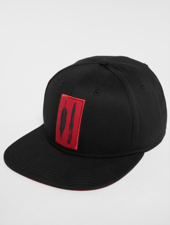 dangerous-dngrs-manner-snapback-cap-twoknives-in-schwarz