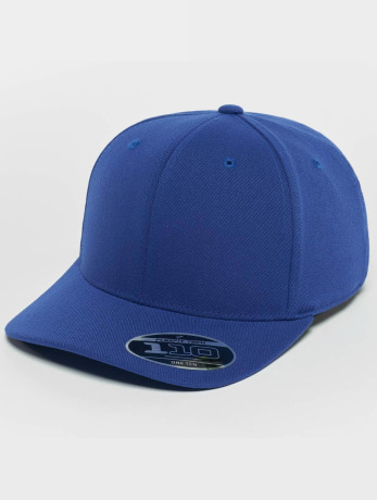 flexfit-manner-frauen-snapback-cap-110-pro-formance-in-blau