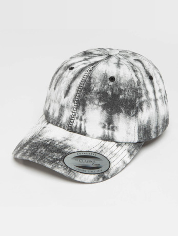 flexfit-manner-frauen-snapback-cap-low-profile-tie-dye-in-grau
