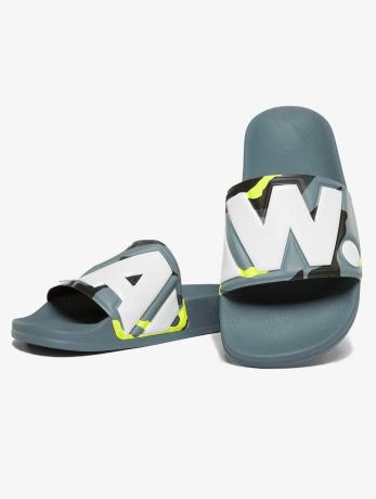 g-star-footwear-frauen-sandalen-cart-slides-ii-in-camouflage