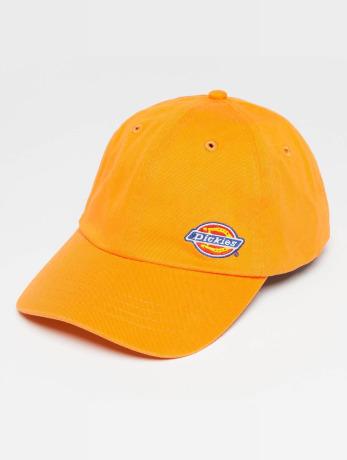 dickies-manner-frauen-snapback-cap-willow-city-in-orange
