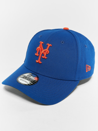 new-era-manner-frauen-snapback-cap-the-league-new-york-mets-9forty-in-blau