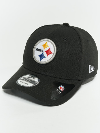new-era-manner-snapback-cap-the-league-pittsburgh-steelers-9forty-in-schwarz