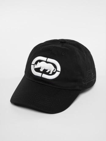 ecko-unltd-manner-snapback-cap-pier-72-dad-fit-in-schwarz