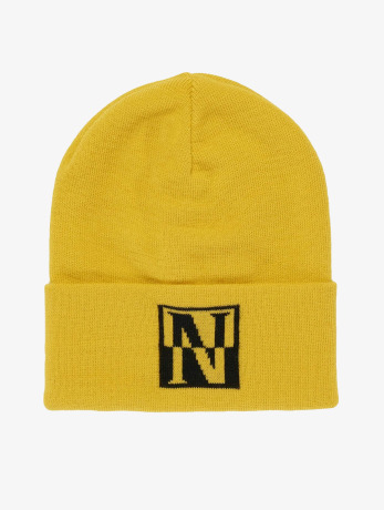 napapijri-manner-frauen-beanie-fal-in-gelb