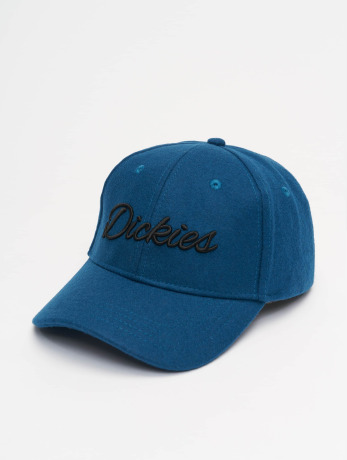 dickies-manner-frauen-snapback-cap-fieldale-6-panel-in-turkis