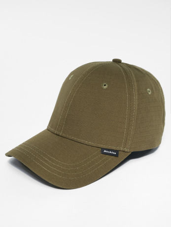 dickies-manner-frauen-snapback-cap-grant-town-6-panel-in-olive