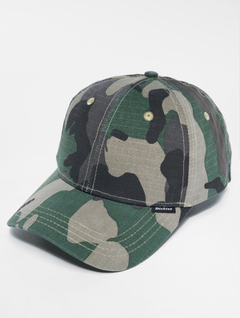 dickies-manner-frauen-snapback-cap-grant-town-6-panel-in-camouflage