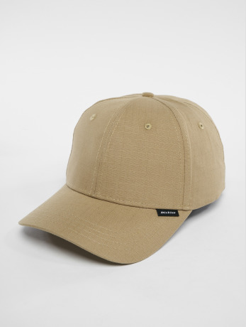 dickies-manner-frauen-snapback-cap-grant-town-6-panel-in-khaki