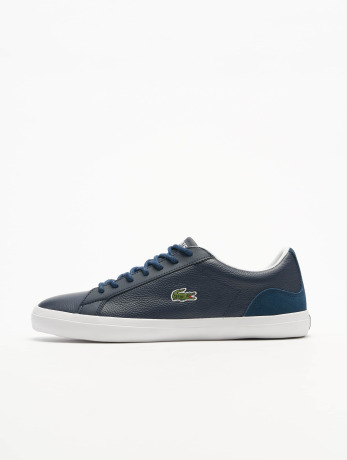 lacoste-manner-sneaker-lerond-318-3-in-blau